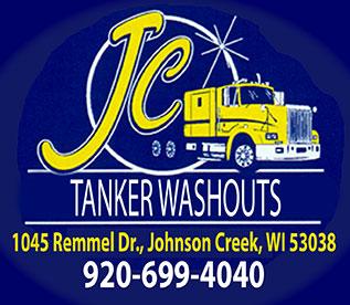JC Truck & Tanker Washouts